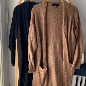 Bundle of Two Forever 21 Cardigans